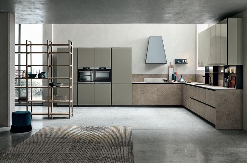 Cucina Moderna Aliant a Peschiera Borromeo | Stosa Point ...