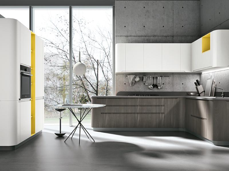 Cucina Moderna Bring a Peschiera Borromeo | Stosa Point ...
