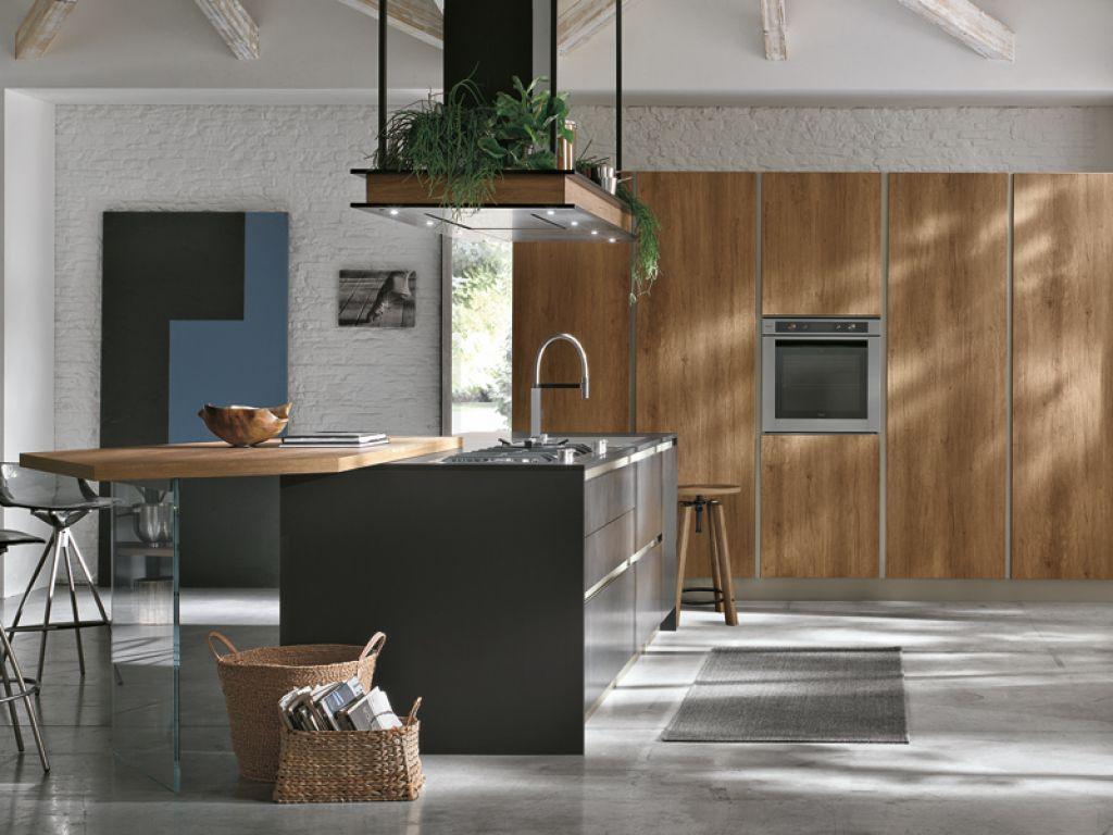 cucine-moderne-stosa-infinity-laminato-legno-cemento-fenix-gola-design-arredamento-peschiera-borromeo-san-donato-milanese-melegnano-lodi-3