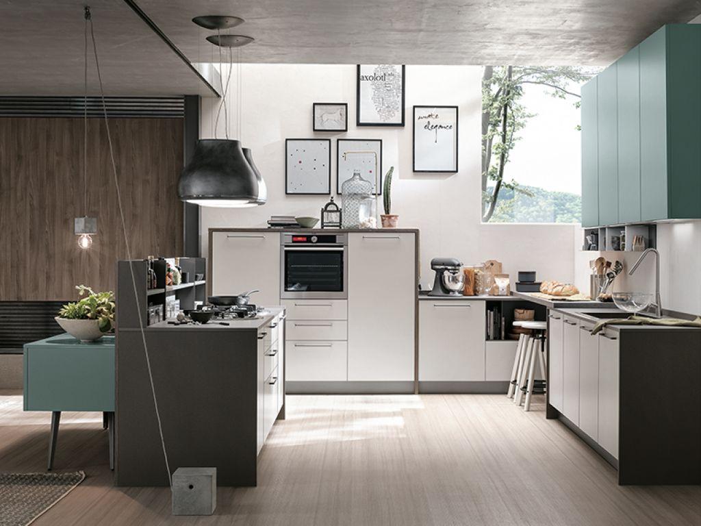 cucine-moderne-stosa-replay-polimerico-peschiera-borromeo-san-donato-milanese-melegnano-lodi-1