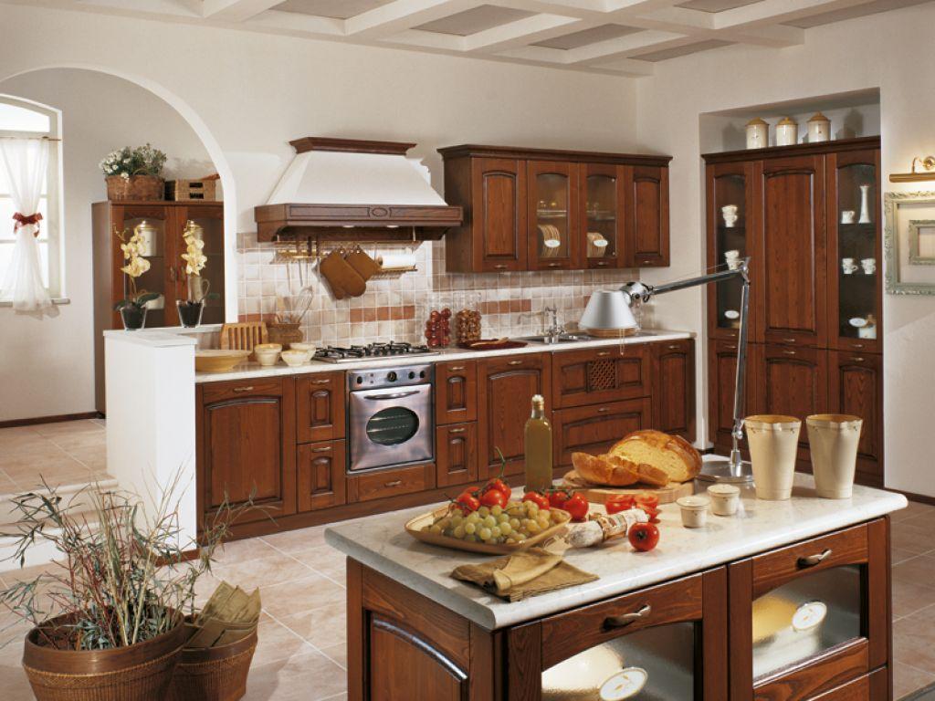Cucina Classica Focolare a Peschiera Borromeo | Stosa Point ...