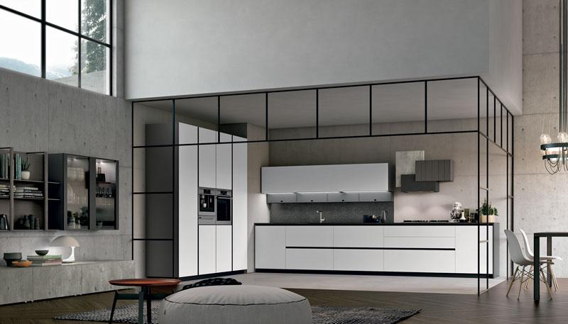 cucine-moderne-stosa-aliant-vetro-peschiera-borromeo-san-donato-milanese-melegnano-lodi-4